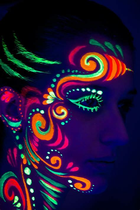 glow in the painting ideas best 25 neon paint ideas on glow