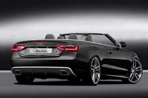 Audi A5 Cabriolet by Audi Cars News A5 Cabriolet Customised By Caractere