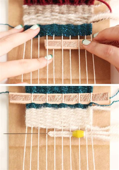 how to bead weave without a loom learn to weave yarns for and tutorials