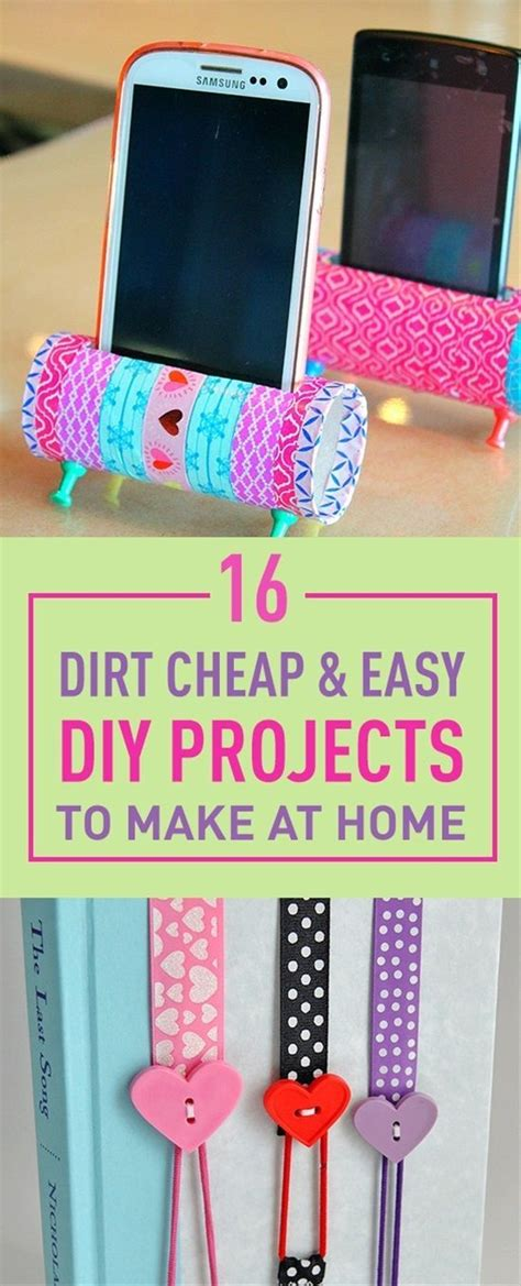 cheap craft ideas cheap and easy diys craft ideas diy craft projects