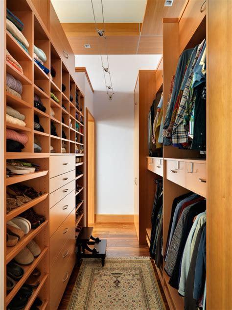narrow walk in closet 18 walk in closet designs ideas design trends