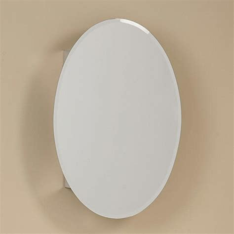 oval medicine cabinet with mirror ellipse stainless steel medicine cabinet with oval mirror medicine cabinets bathroom