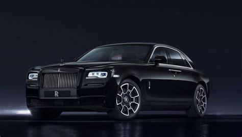 Rolls Royce Black by Rolls Royce Ghost Black Badge Review Top Speed