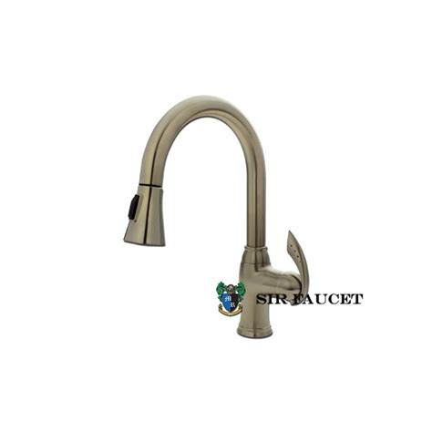 kitchen faucet pull out spray sir faucet 772 pull out spray kitchen faucet
