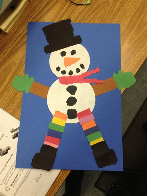 3rd grade craft projects second grade winter crafts
