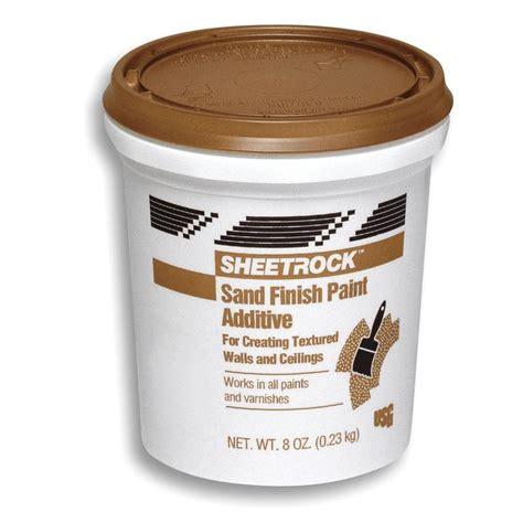 home depot paint texture additive sheetrock brand 8 oz sand finish paint additive 380301