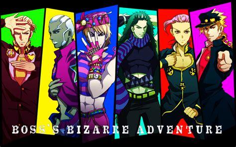 jojo adventure jojo s adventure free anime wallpaper site