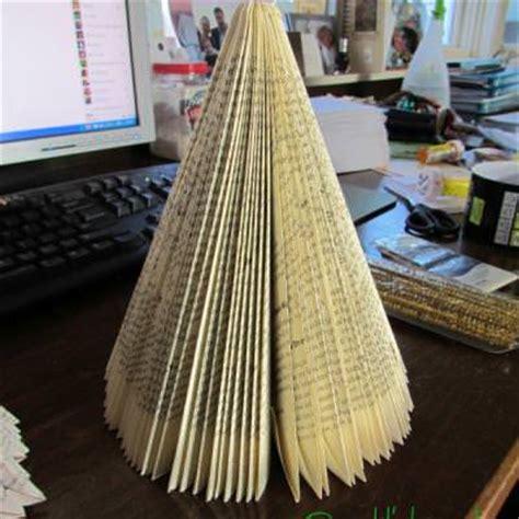book tree craft paperback book tree paper crafts