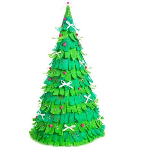 hacer arbol de navidad 193 rbol de navidad con flecos