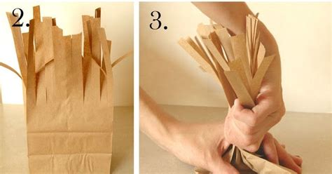 paper bag tree craft diy paper bag fall tree pictures photos and images for