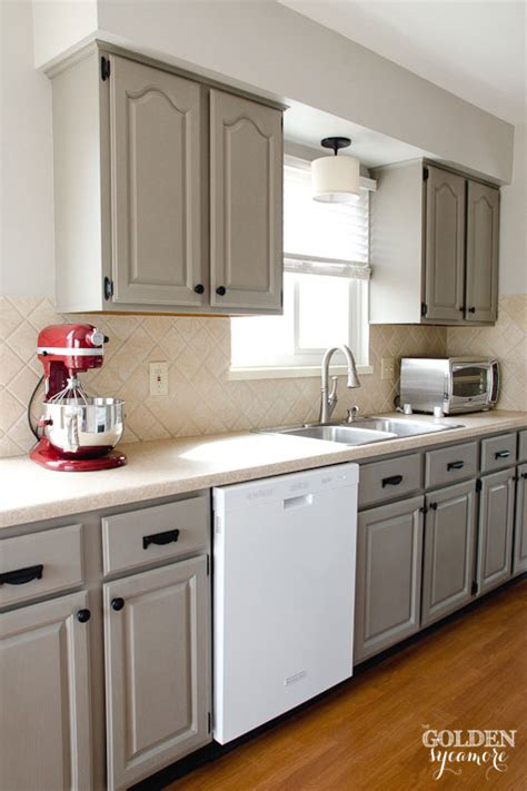 Cost To Replace Kitchen Faucet kitchen update on a budget the golden sycamore