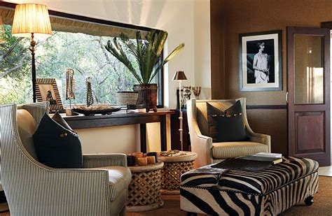 Livingroom Themes decorating with a safari theme 16 wild ideas