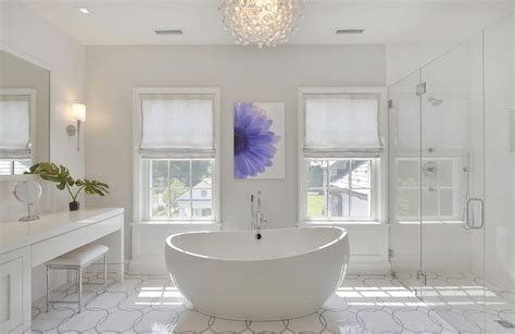 All White Bathroom Ideas by 30 All White Bathrooms Inspiration Dering