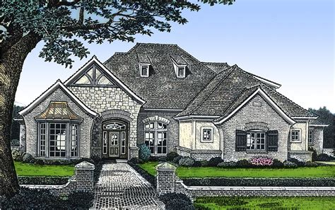 house plans with vaulted great room european house plan with vaulted great room 48254fm architectural designs house plans