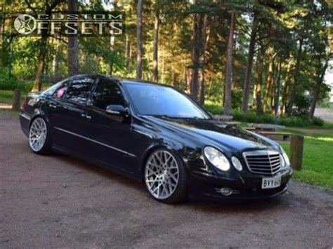 2007 E350 Mercedes by 2007 Mercedes E350 Rotiform Blq Bc Racing Coilovers