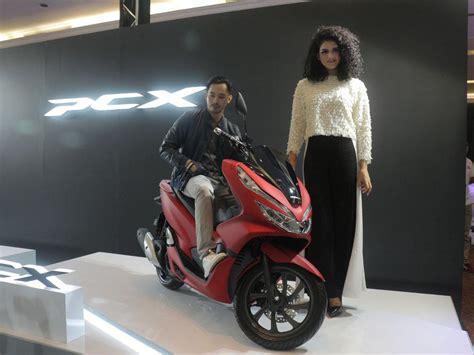 Pcx 2018 Bekas by Honda Pcx 2018 Laku Hir 10 Ribu Unit Di Bulan Pertama
