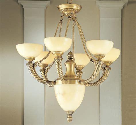 alabaster chandeliers alhambra collection 7 light large alabaster chandelier