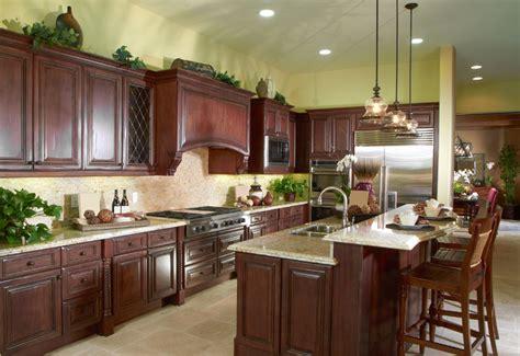 kitchen island cherry wood 37 high end wood kitchens photos designing idea