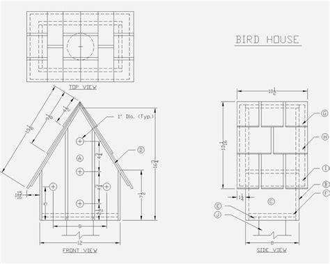 birdhouse woodworking plans home ideas
