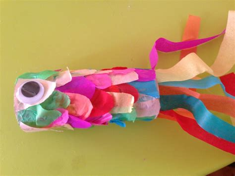 images of and craft for japanese koinobori craft image 6