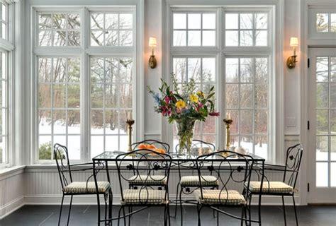 dining room window 55 awesome sunroom design ideas digsdigs