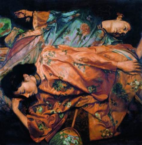 chino painting in china artodyssey chen yifei