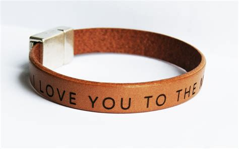 custom leather bracelets leather bracelet personalized custom mens bracelet