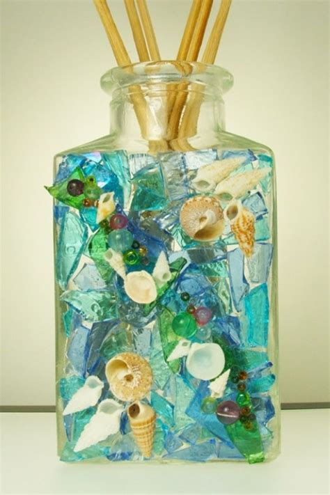 glass craft glass crafts how to upcycle bottles using stained glass