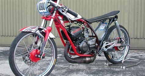 Wallpaper Motor Modif by Modifikasi Motor Rxz Drag Motor Modif Contest