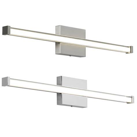 bathroom light fixtures led tech 700bcgiar contemporary led bathroom lighting