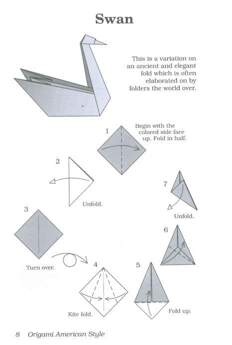 origami learn learn how to make origami swan origami