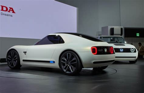 Sports Car Concept by Honda S Second Electric Car Concept Is Sports Ev Coupe