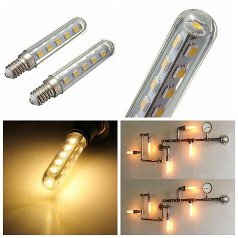 kitchen light bulb 2pcs 2 5w led light bulb for kitchen exhaust cooker