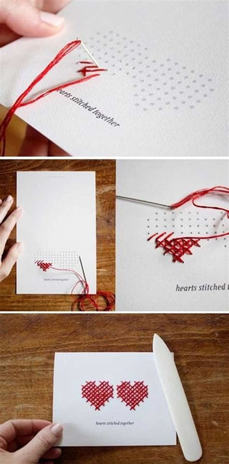 creative ideas for cards 25 easy diy valentines day gift and card ideas amazing