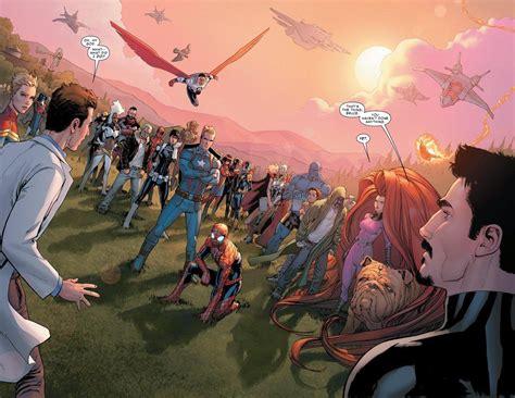 civil war ii marvel kills another major character in civil war ii