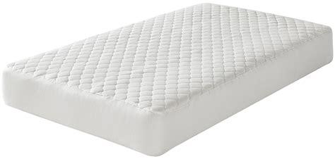 100 organic crib mattress organic cotton quilted crib mattress pad livingpure
