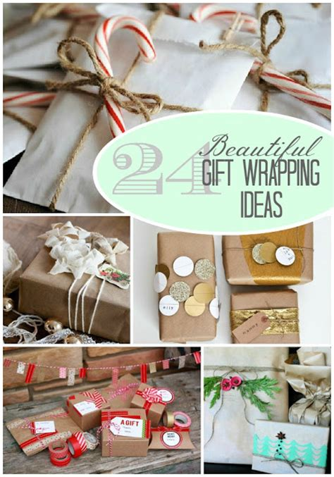 24 beautiful gift wrapping ideas the crafted sparrow