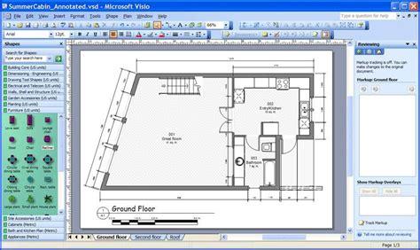 floor plan visio svg scenarios using microsoft office visio 2003