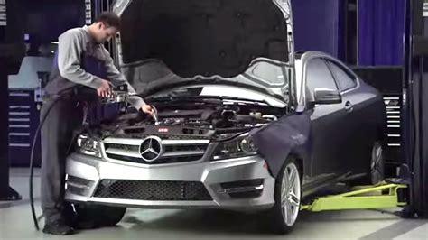 Mercedes A Service by Mercedes Service A Car Service