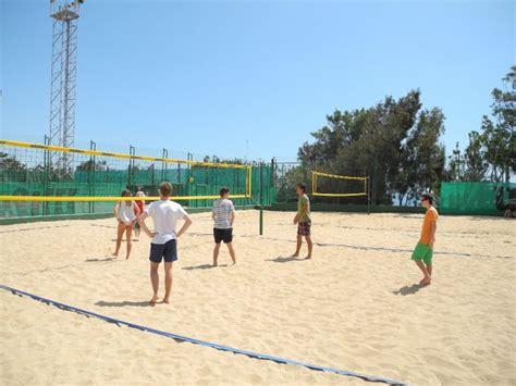 Der Garten Beachvolleyball by Beachvolleyball Hotelbild Club Aldiana Fuerteventura