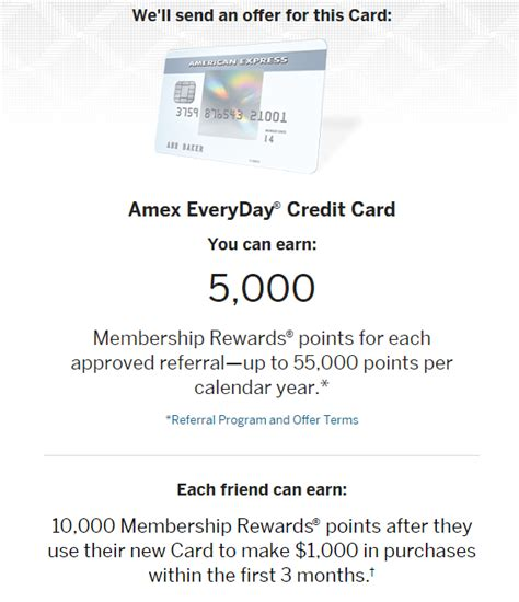 make my trip credit card offer american express refer a friend 10 000 membership