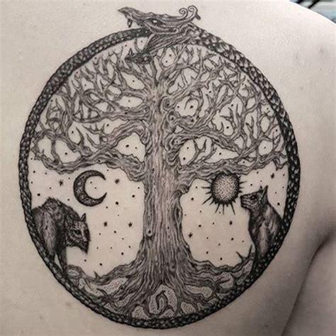 best 25 yggdrasil tattoo ideas on pinterest norse