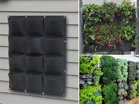 how to make a wall garden 17 best ideas about vertical gardens on