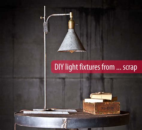 diy light diy lighting upcycling household products to light