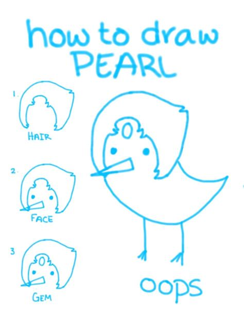 how to draw style book how to draw pearl steven universe your meme