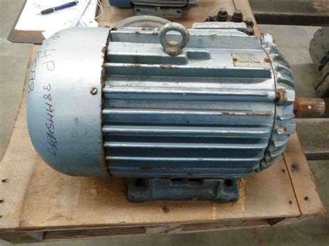 10 Hp Electric Motor by Atkins 10hp 3 Phase Electric Motor Bills Machinery