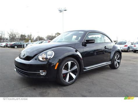 Volkswagen Black by Black Vw Beetle Bug