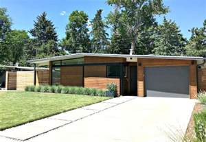 mid century modern denver mid century modern homes capture a new generation