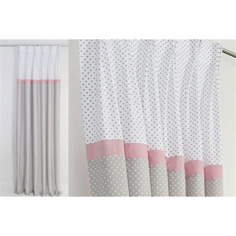 pink nursery curtains pink and grey nursery curtains thenurseries