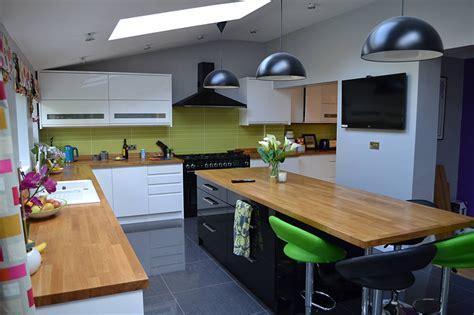 kitchen island worktops uk prime oak worktop gallery